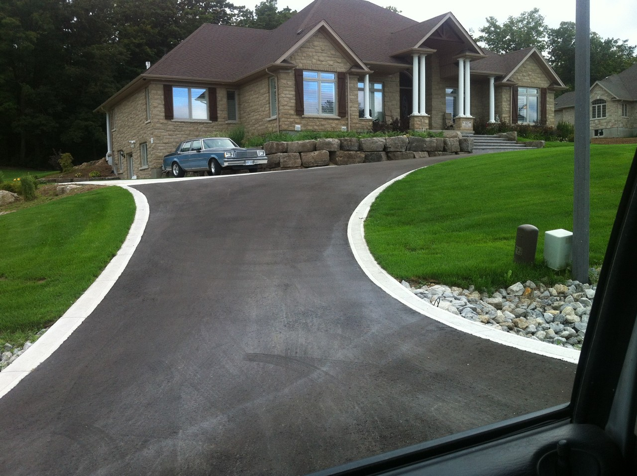 Concrete Curbs Solid Concrete Solutions