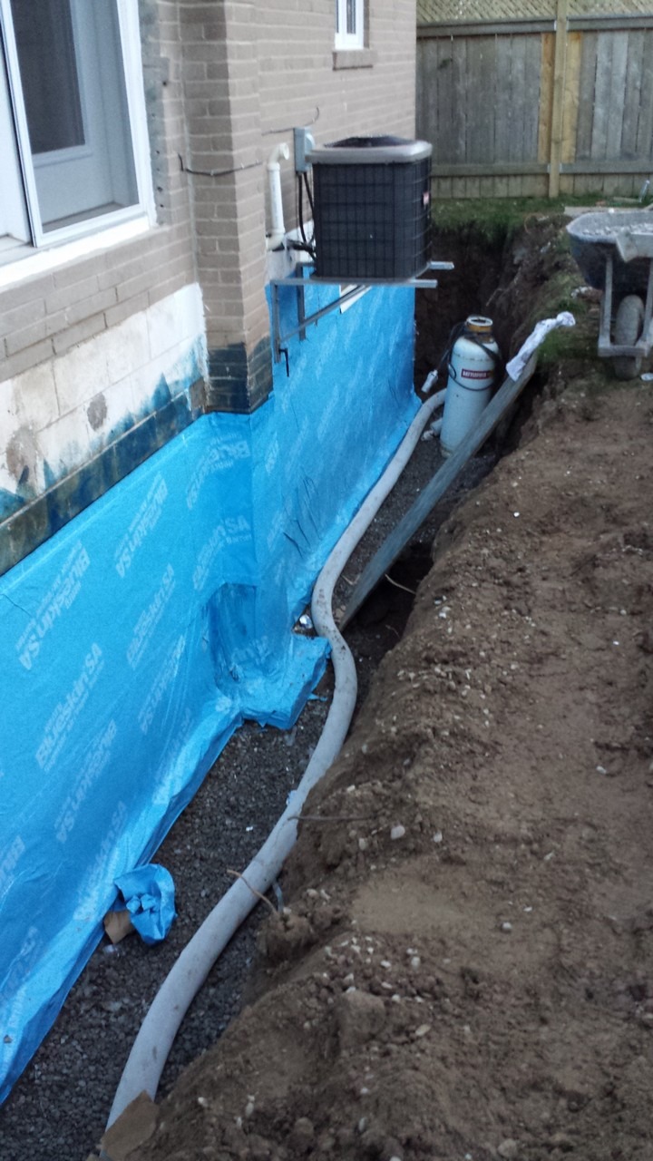 Foundation Waterproof Solid Concrete Solutions