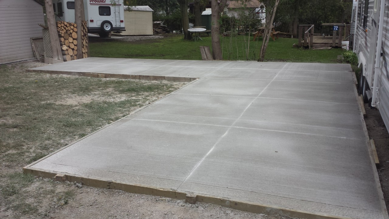 Pictures Of Stamped Concrete