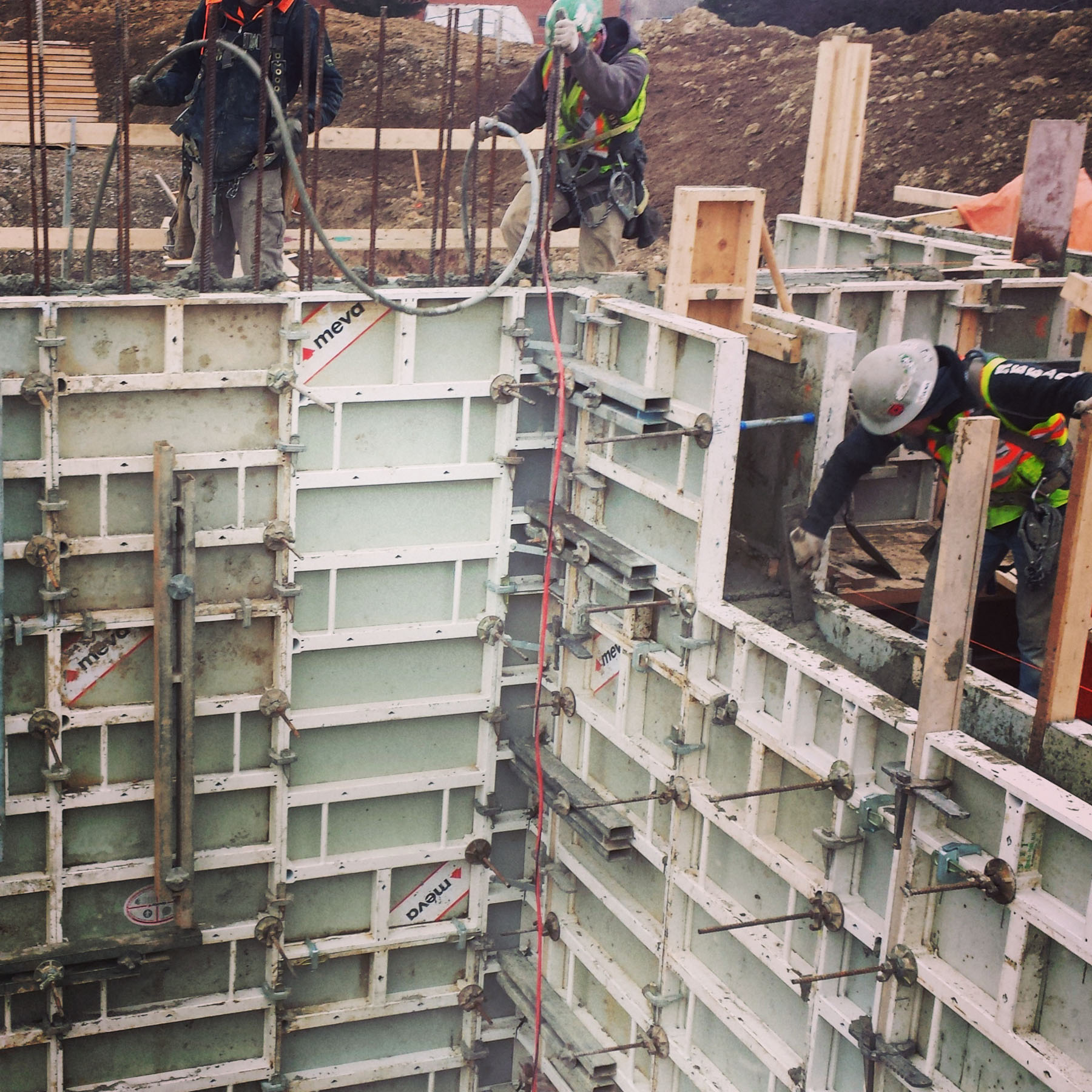 Cast In Place Cip Solid Concrete Solutions